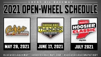 TWO SILVER CROWN RACES SLATED FOR LOR'S 2021 SCHEDULE
