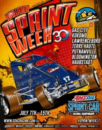 FINAL 2017 INDIANA SPRINT WEEK presented by Camping World POINT STANDINGS