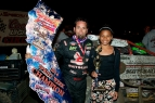Damion Gardner wins the California Sprint Week title.