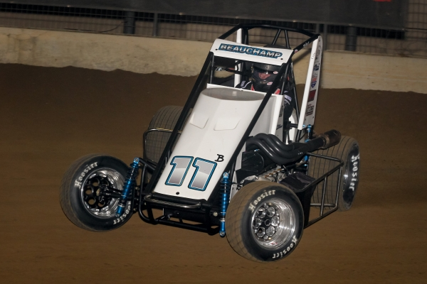 "Brent Beauchamp has entered the December 16 ""Junior Knepper 55."""