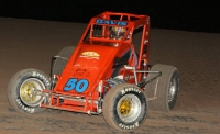 Charles Davis Jr. is now USAC's all-time Arizona feature winner!