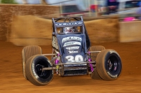 #30 C.J. Leary - 8th in USAC AMSOIL National Sprint Car points.