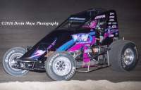 #7 Shannon McQueen – 14th in USAC West Coast Point Standings.