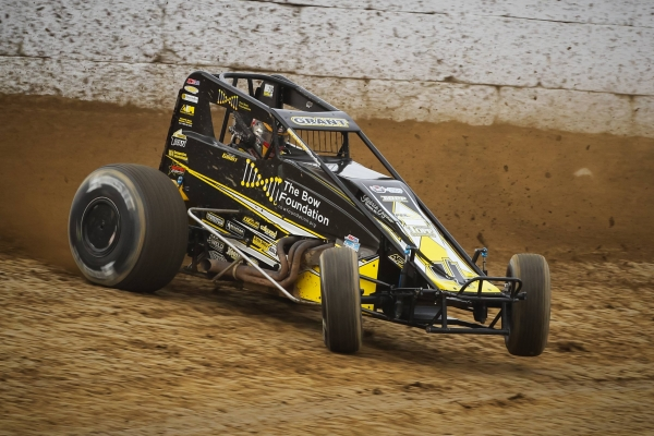 Justin Grant has won USAC AMSOIL National Sprint Car features three years in a row at Eldora Speedway. In this Friday & Saturday's #LetsRaceTwo, he can become the first to win four years in a row.