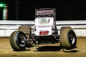 Robert Ballou returns to USAC Sprint Car racing this weekend after being cleared by doctors to race in #LetsRaceTwo Friday and Saturday, May 12-13 at Eldora Speedway.