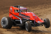 "Chris Windom won the ""Jim Hurtubise Classic"" at the Terre Haute (Ind.) Action Track back in 2011."
