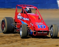 Sylvania, Ohio's Austin Nemire returns full-time to the USAC SIlver Crown Champ Car Series in 2018.