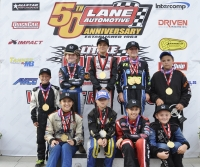 USAC Honda .25 Midget Pavement National Championship Kalamazoo Results