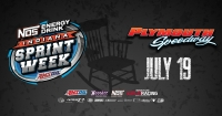 EVENT INFO: PLYMOUTH INDIANA SPRINT WEEK - 7/19/2019