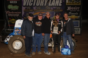 "BERNAL TOPS OPENING NIGHT ""WESTERN WORLD"" SPRINT CAR FEATURE"