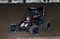 #84 Chad Boat of Phoenix, Ariz., 2nd in USAC National Midget points for 2018.