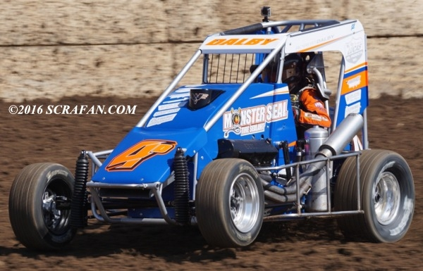 #4D Robert Dalby – 7th in USAC Western States Midget Point Standings.