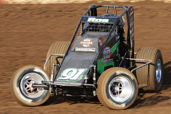 #91R Brody Roa - USAC/CRA Point Leader