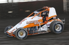 Richard Vander Weerd wins at Tulare.