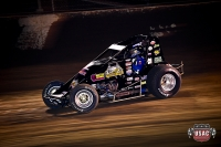 "DARLAND DOMINANT IN ""SPRINT CAR SMACKDOWN II"" WIN"