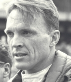 1958 USAC ROAD RACING CHAMP DAN GURNEY PASSES