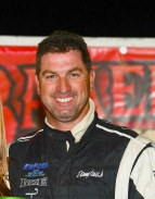 Danny Faria Jr. is the 2013 West Coast Sprint Car Champion.