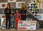 RICO ROMPS IN ELDORA 4-CROWN MIDGET ROUT
