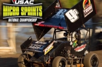 USAC MICRO SPRINT CHAMPIONSHIPS HEAT UP AS SEASON HITS THE HALFWAY POINT