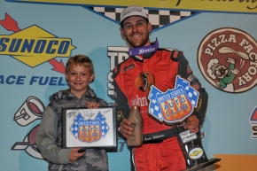 "Austin Williams wins ""Salute to Indy"""