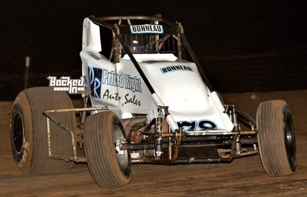 #78 Chris Bonneau – 8th in USAC SouthWest Sprint Car Point Standings.