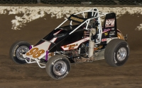 "With his ""4-Crown Nationals"" win at Eldora Saturday night, Chris Windom secured the 2016 USAC Silver Crown Championship."