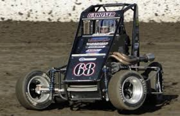 Ronnie Gardner continues to lead the Honda USAC Western Midgets.