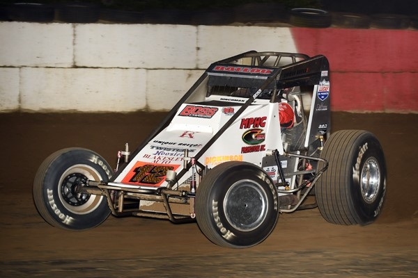 "Robert Ballou goes for his third consecutive ""Tony Hulman Classic"" victory this Saturday, Oct. 14 at the Terre Haute (Ind.) Action Track."