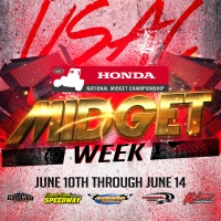 """Indiana Midget Week"" June 10-14"