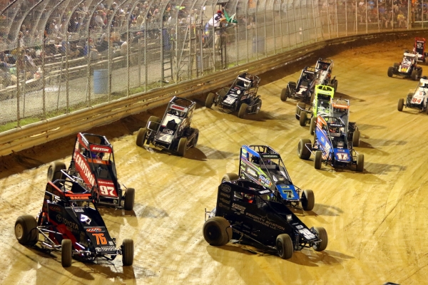 USAC RECORD 118 MIDGETS OFFICIALLY ENTERED FOR BC39
