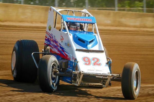 "Defending ""Ted Horn 100"" winner Chris Windom of Canton, Illinois looks to repeat his Du Quoin victory this Sunday night, September 3rd."