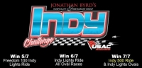 BELLEVILLE NATIONALS CHAMPIONSHIP NIGHT KICKS OFF ROUND 2 OF BYRD'S INDY CHALLENGE