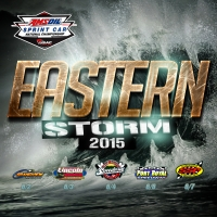"Sprint Cars - Susquehanna Speedway Park ""Eastern Storm"" - Newberrytown, PA - June 7th"