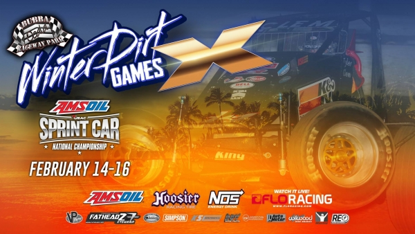 EVENT INFO: WINTER DIRT GAMES USAC SPRINTS FEB. 14-15-16, 2019