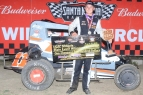 CORY ELLIOTT WINS SHOWDOWN AT SANTA MARIA
