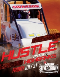 """HUSTLE ON THE HIGH BANKS"" FRIDAY AT BELLEVILLE"