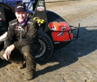 "John Heydenreich - ""Ignite Midget Week"" Champion"