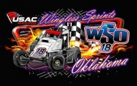 RAIN CLAIMS FRIDAY'S WINGLESS SPRINTS OKLAHOMA AT RED DIRT