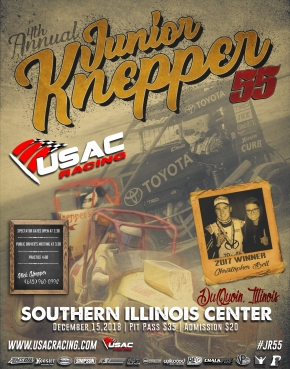 FREE CAR ENTRY OPEN TO KNEPPER 55 COMPETITORS! TICKETS ON SALE TOO!
