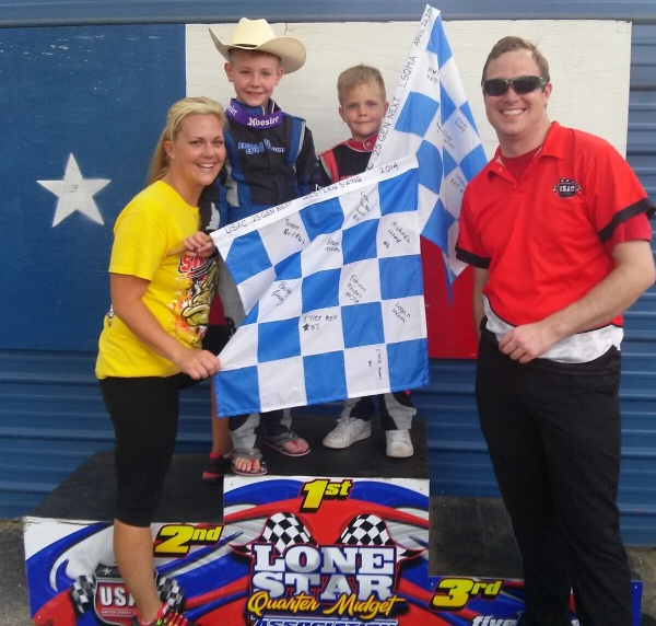 USAC .25 MIDGET PROGRAM TO SUPPORT AUTISM AWARENESS