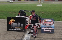 Chris Lamb continues to win in the Honda Eastern and Midwest Ignite series.