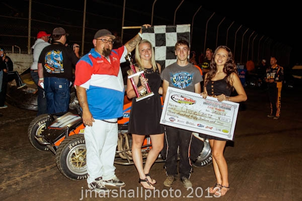 Chase Goetz wins again at Grays Harbor.