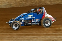 "CLAUSON GOES FLAG-TO-FLAG FOR SECOND-STRAIGHT LAWRENCEBURG ""FALL NATIONALS"""