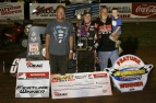 BELL MAKES IT BACK-TO-BACK BLOOMINGTON MIDGET WEEK WINS