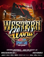 "RACEDAY! ""WESTERN WORLD"" NIGHT 1 - Nov. 3, 2017"