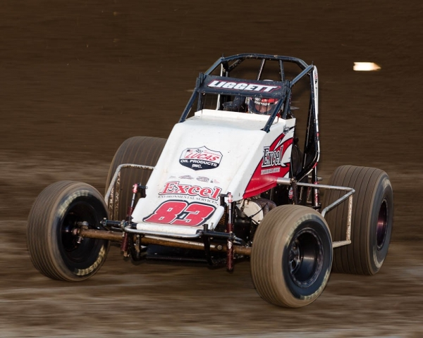 Austin Liggett wins at Tulare!