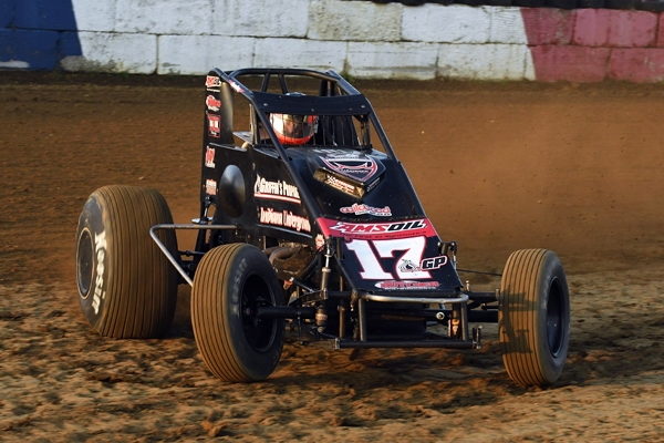 "Tipton, California's Danny Faria, Jr. will drive Michael Dutcher's No. 17GP in the Nov. 3-4 ""Western World Championships"" at Arizona Speedway and the ""Oval Nationals"" at Perris (Calif.) Auto Speedway on Nov. 9-10-11."