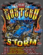"CLAUSON GOES FOR ""3-PEAT"" IN THIS WEEK'S ""EASTERN STORM"""