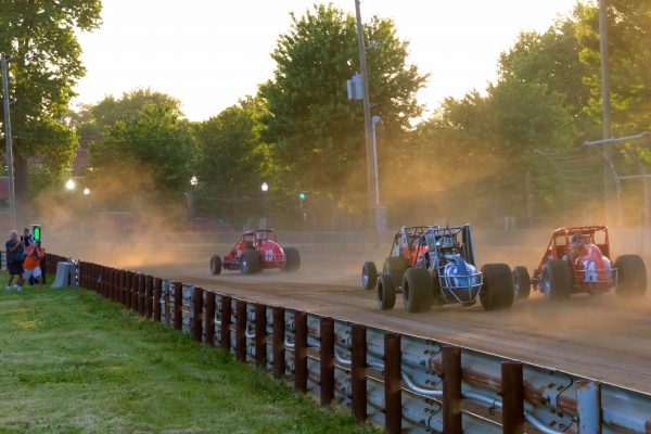 The sun sets on the Hoosier Hundred this Thursday, May 23.