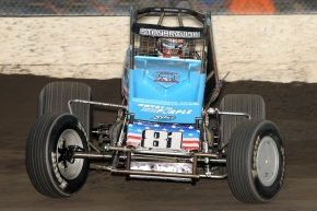 Jon Stanbrough - 9th winningest driver in USAC AMSOIL National Sprint Car history with 35 wins.